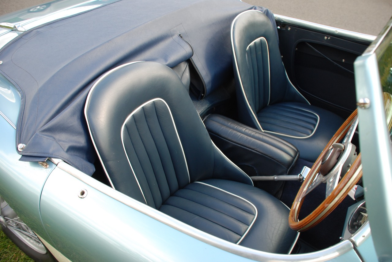 Mille Miglia eligible Austin Healey 100/4 heads to auction
