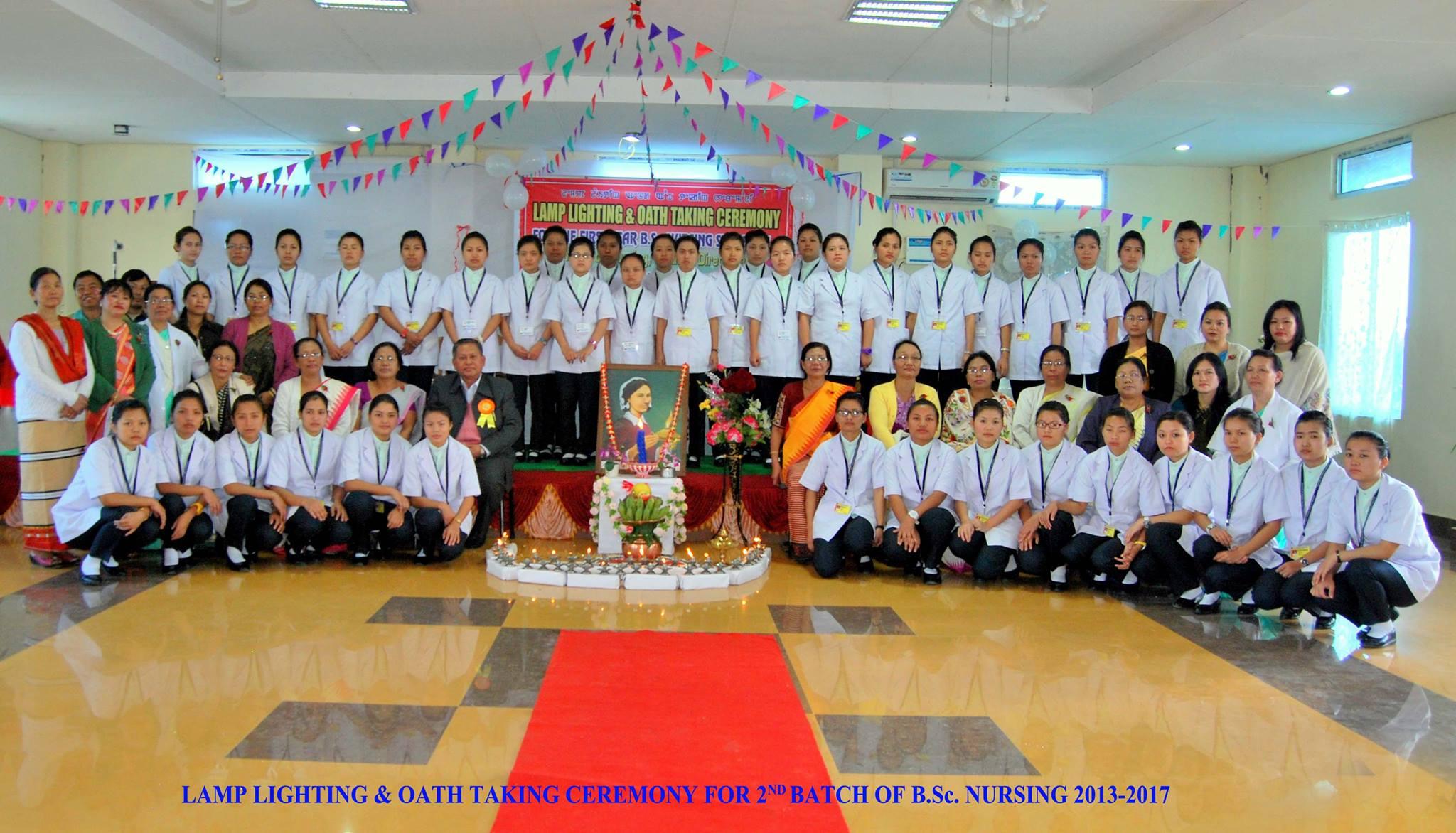 College of Nursing Medical Directorate Lamphelpat