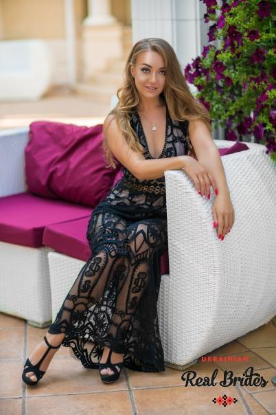 Photo gallery №6 Ukrainian bride Evgenia