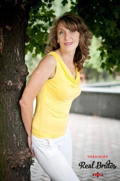 Photo gallery №15 Ukrainian women Svetlana