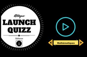 Jeu : LaunchQuizz