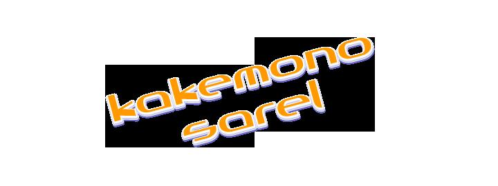 Kakemono Sarel