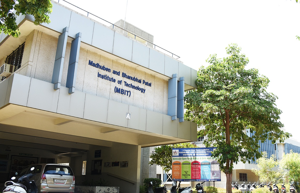Madhuben and Bhanubhai Patel Institute of Technology, Anand