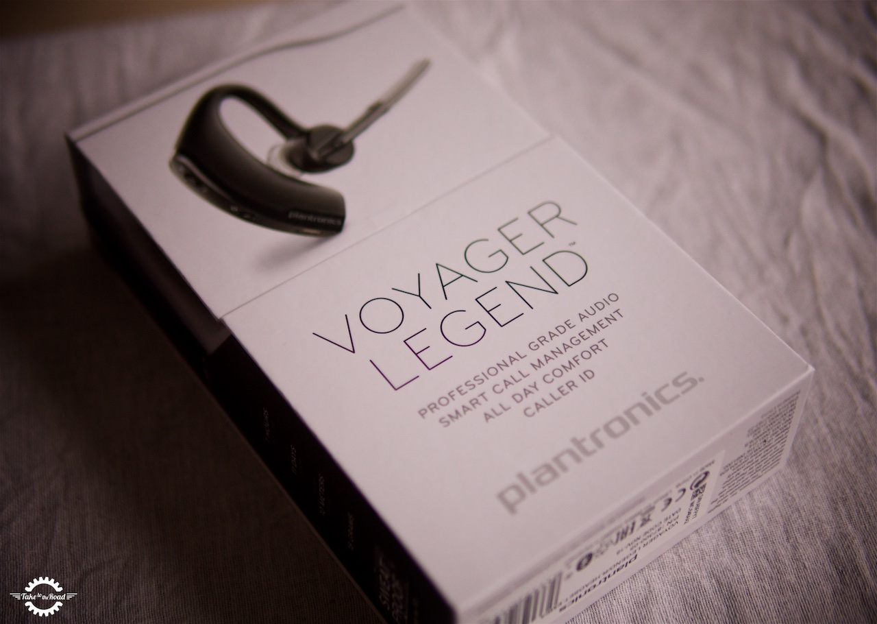 Take to the Road Review Plantronics Voyager Legend Bluetooth Headset