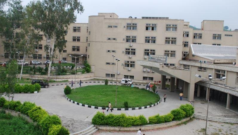 PGIMER (Postgraduate Institute of Medical Education and Research) - PGI, Chandiagarh, Chandigarh Image