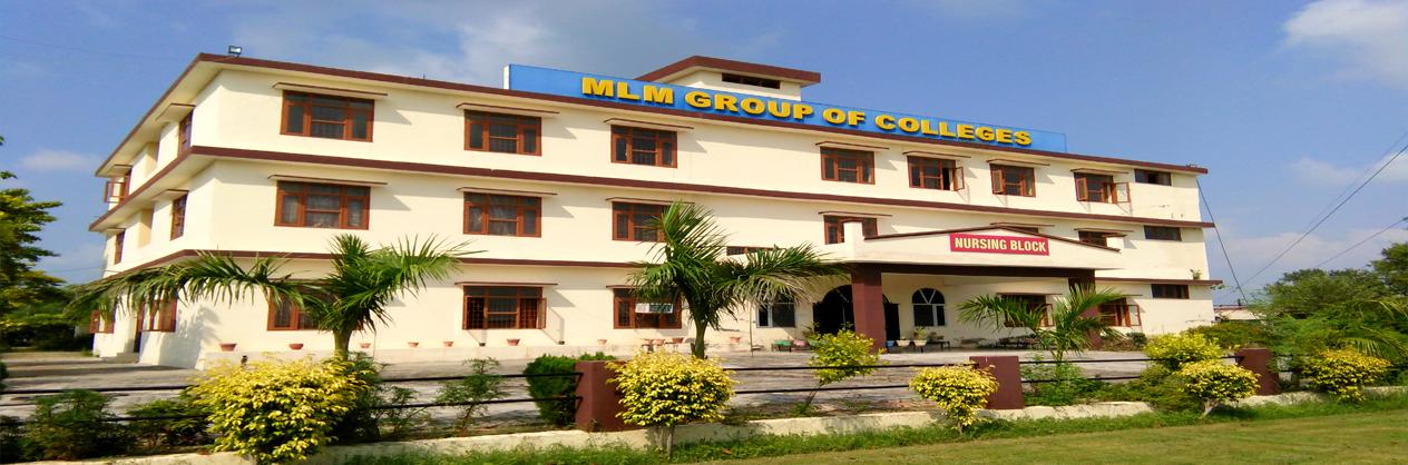 M L M School Of Nursing, Moga Image