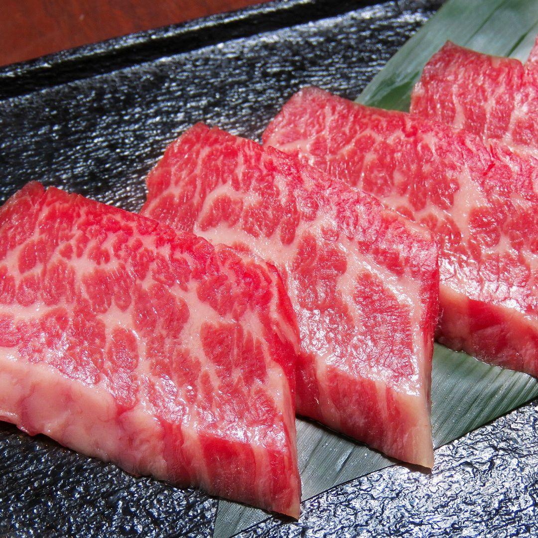 米沢牛焼肉用赤身画像