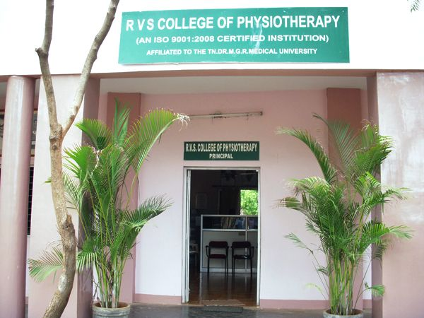R.V.S College of Physiotherapy, Coimbatore Image