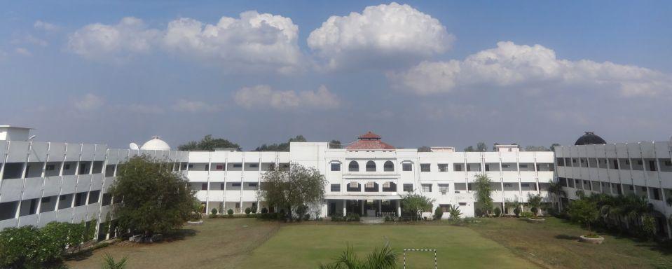 SCHOOL OF HOTEL MANAGEMENT, SRI SATYA SAI UNIVERSITY OF TECHNOLOGY AND MEDICAL SCIENCES, (SSSUTMS) Image