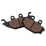 Front / Rear Brake Pads KYMCO MXU 300 Shaft Drive 2010 2011 2012 2013 2014