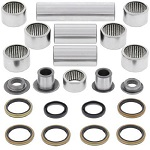 Rear Suspension Linkage Bearings Seals Kit Kawasaki KX250 2004 2005 2006 2007