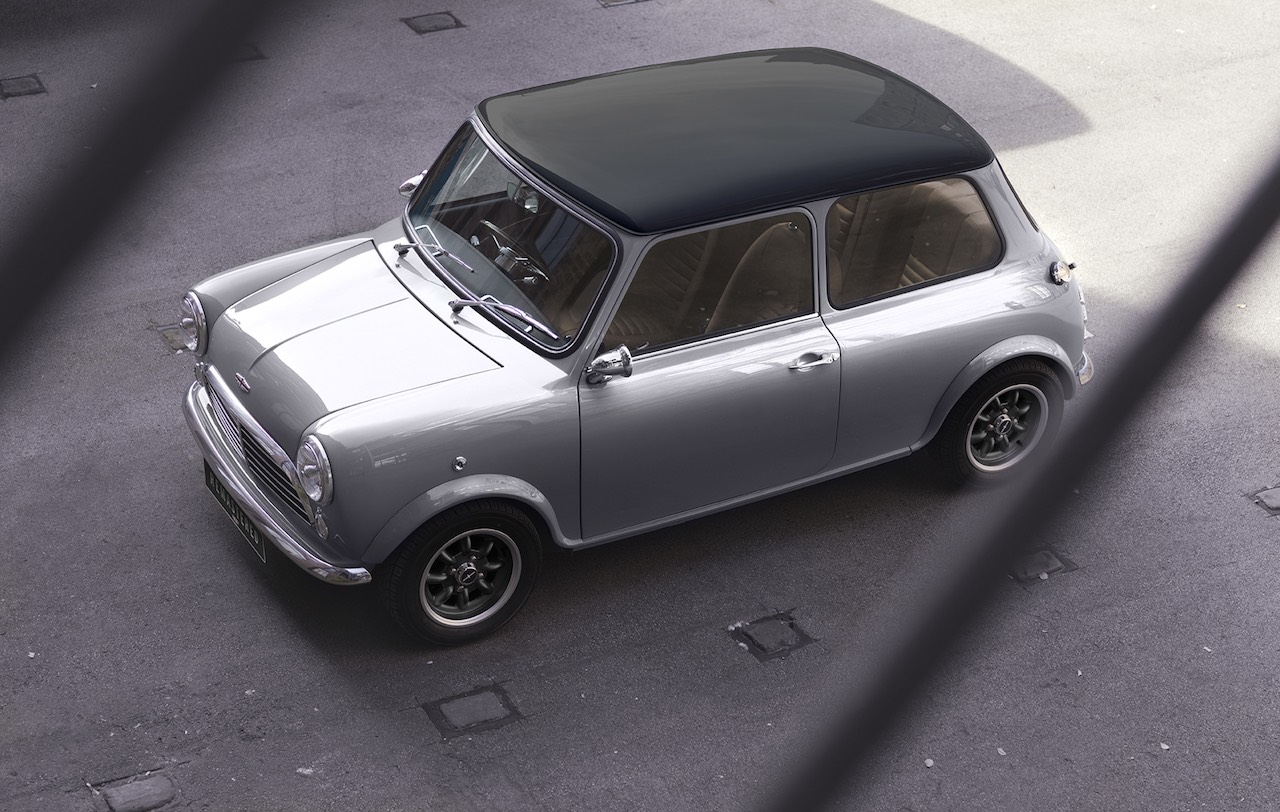 Take to the Road News David Brown Automotive Mini Remastered