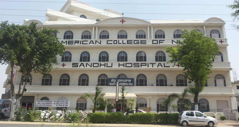 Indo American College of Nursing, Moga Image