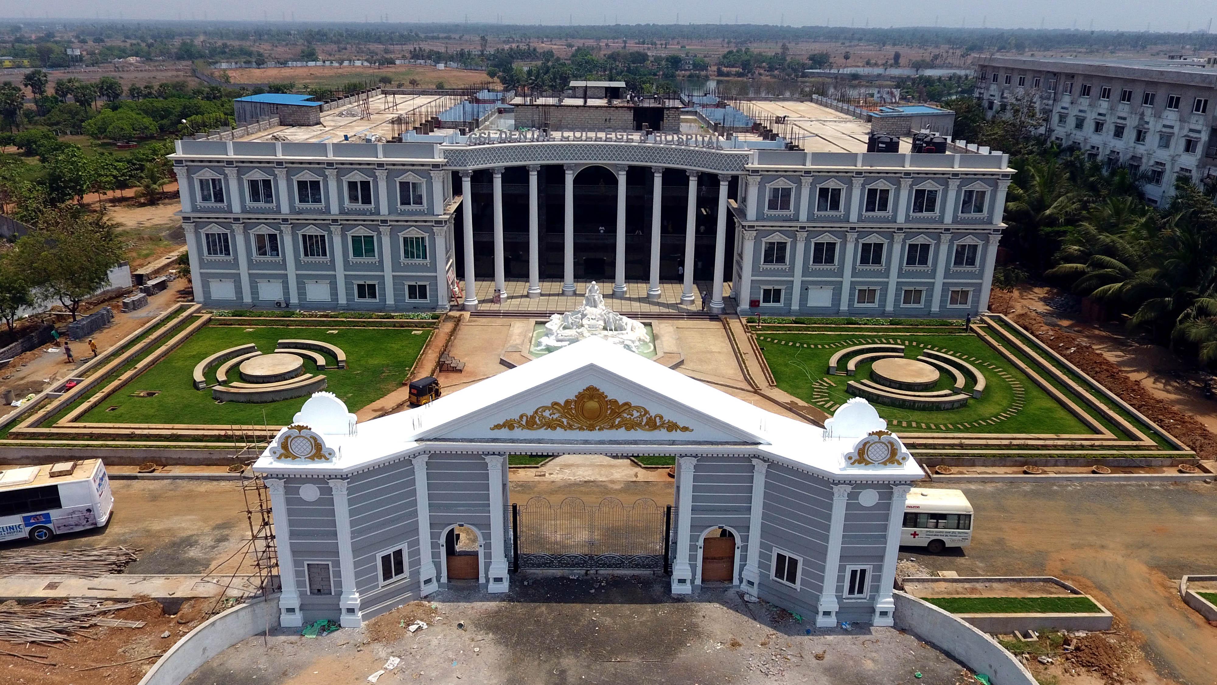 GSL Dental College and Hospital, Rajahmundry