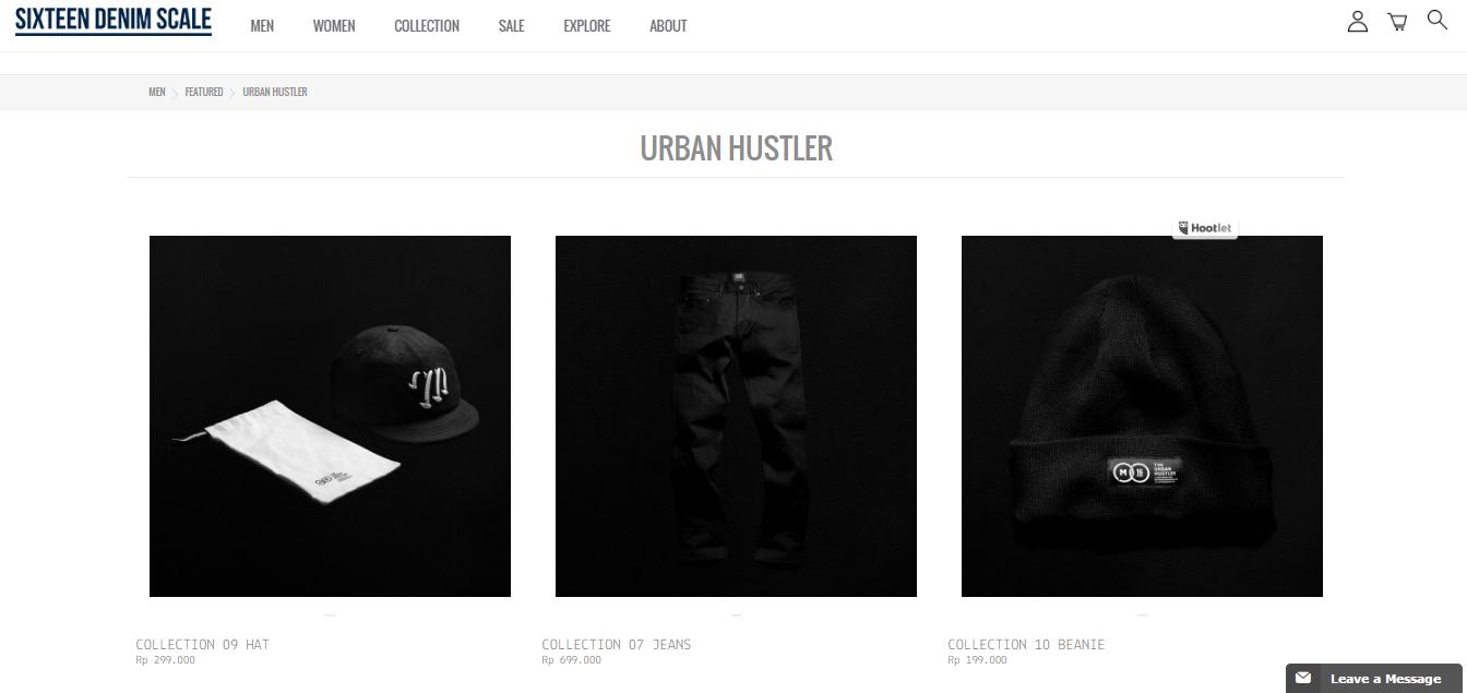 urban hustler