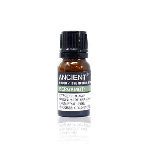 organic essential oil 10ml - bergamot