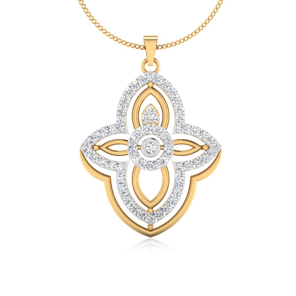 The Engagement Diamond Pendant