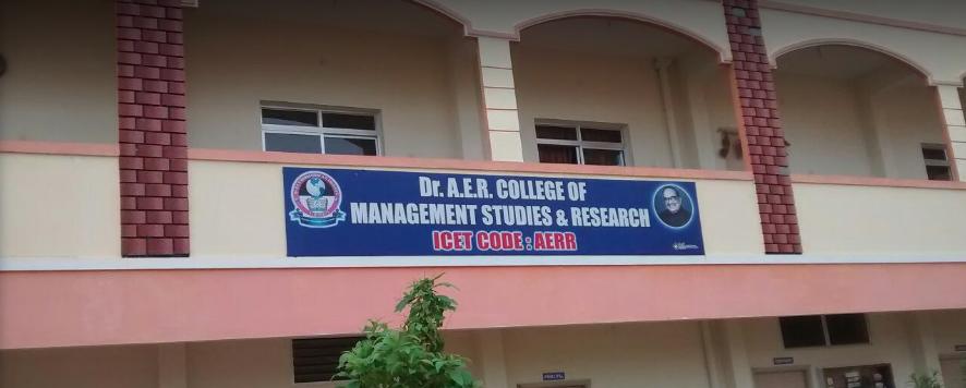 DR.AGARALA ESWARA REDDI MBA COLLEGE