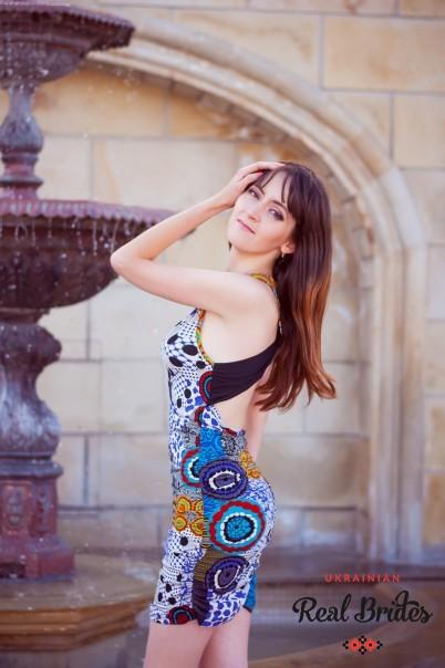Photo gallery №4 Ukrainian bride Katerina