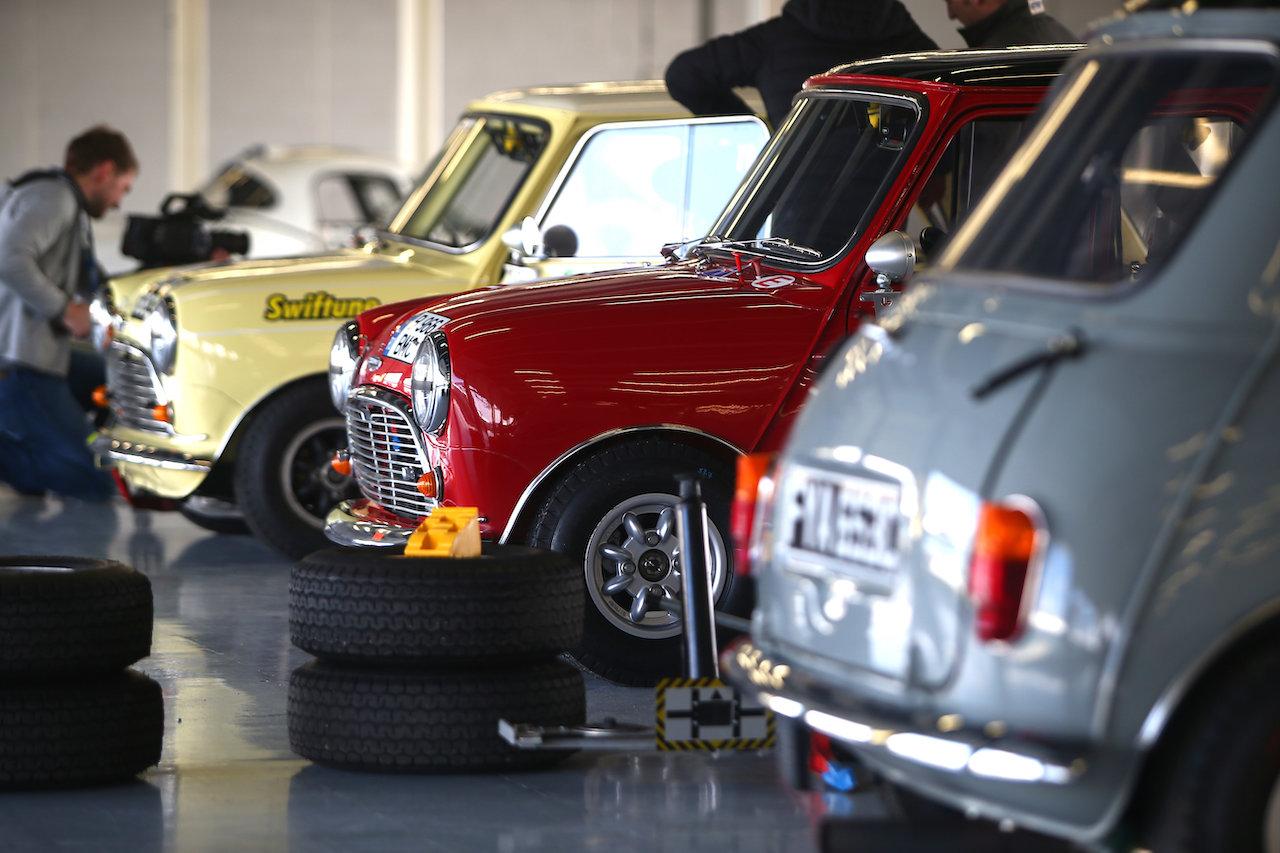 Silverstone Classic Preview Day set for 29th April