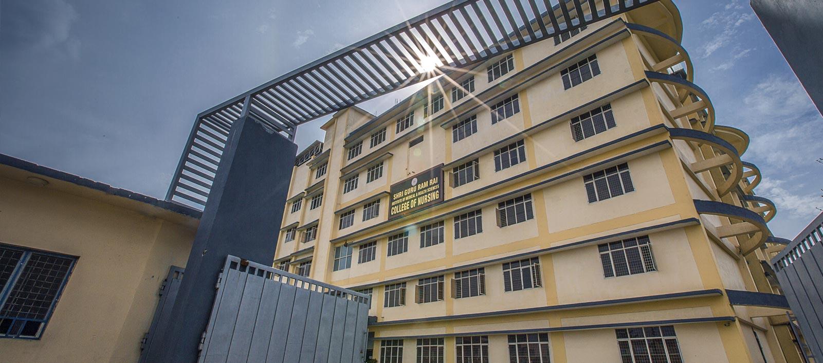 Shri Guru Ram Rai Institute of Medical and Health Sciences, College of Nursing, Dehradun Image