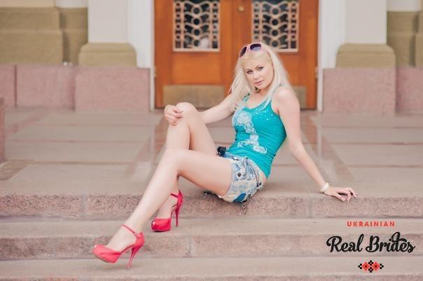 Photo gallery №2 Ukrainian lady Alexandra