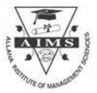 ALLANA INSTITUTE OF MANAGEMENT SCIENCES, PUNE, Pune