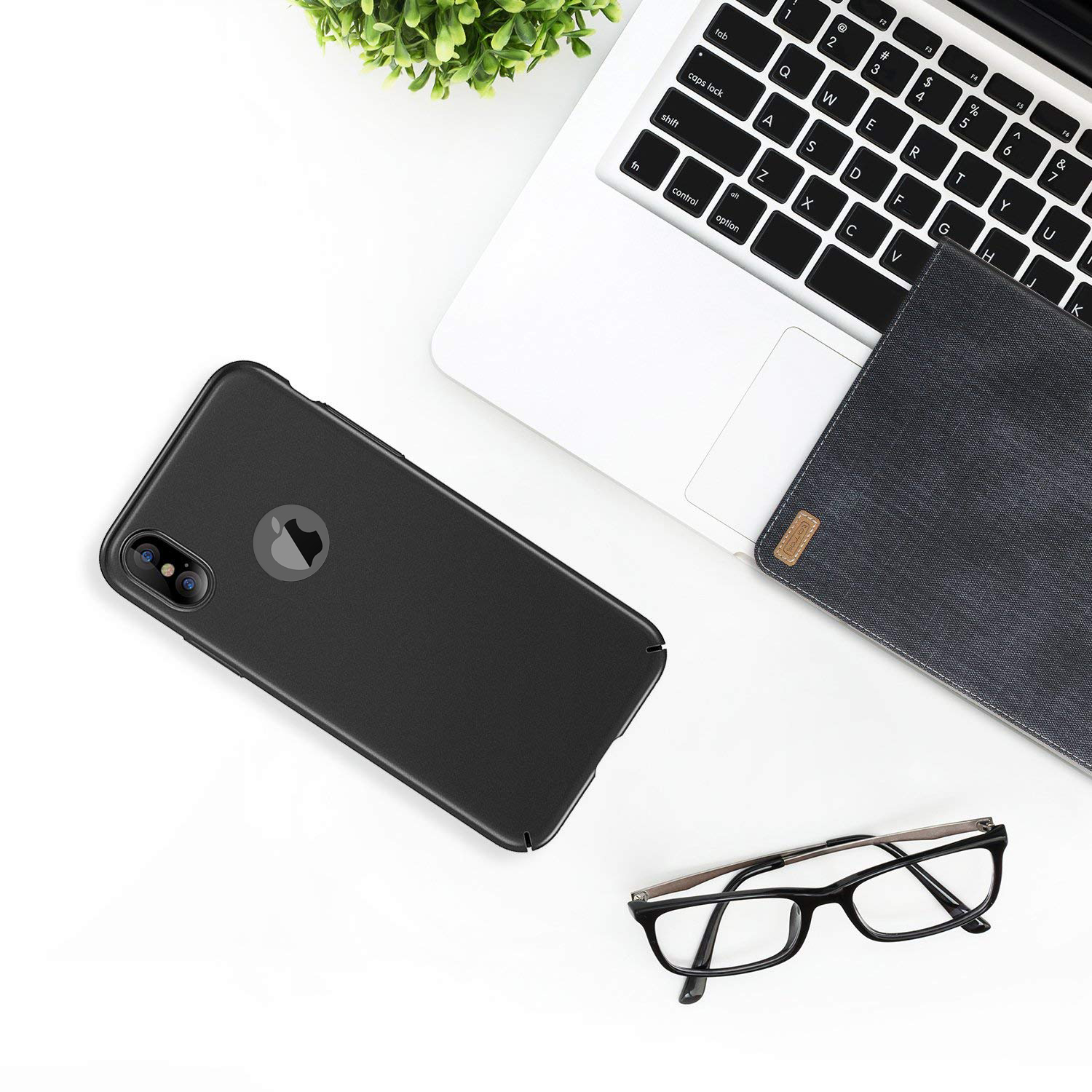 Thin-Slim-Hard-Case-Tempered-Glass-Cover-For-Apple-iPhone-X-XS-XR-Max-10-8-7-6s miniatuur 20