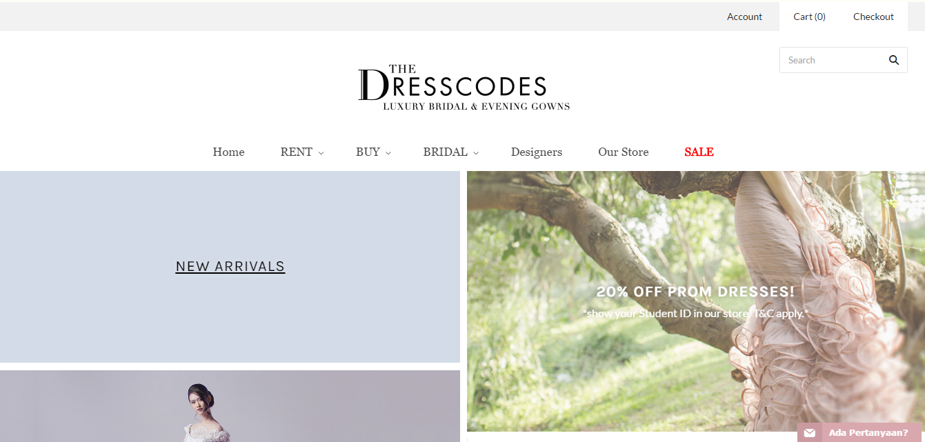 The Dresscodes