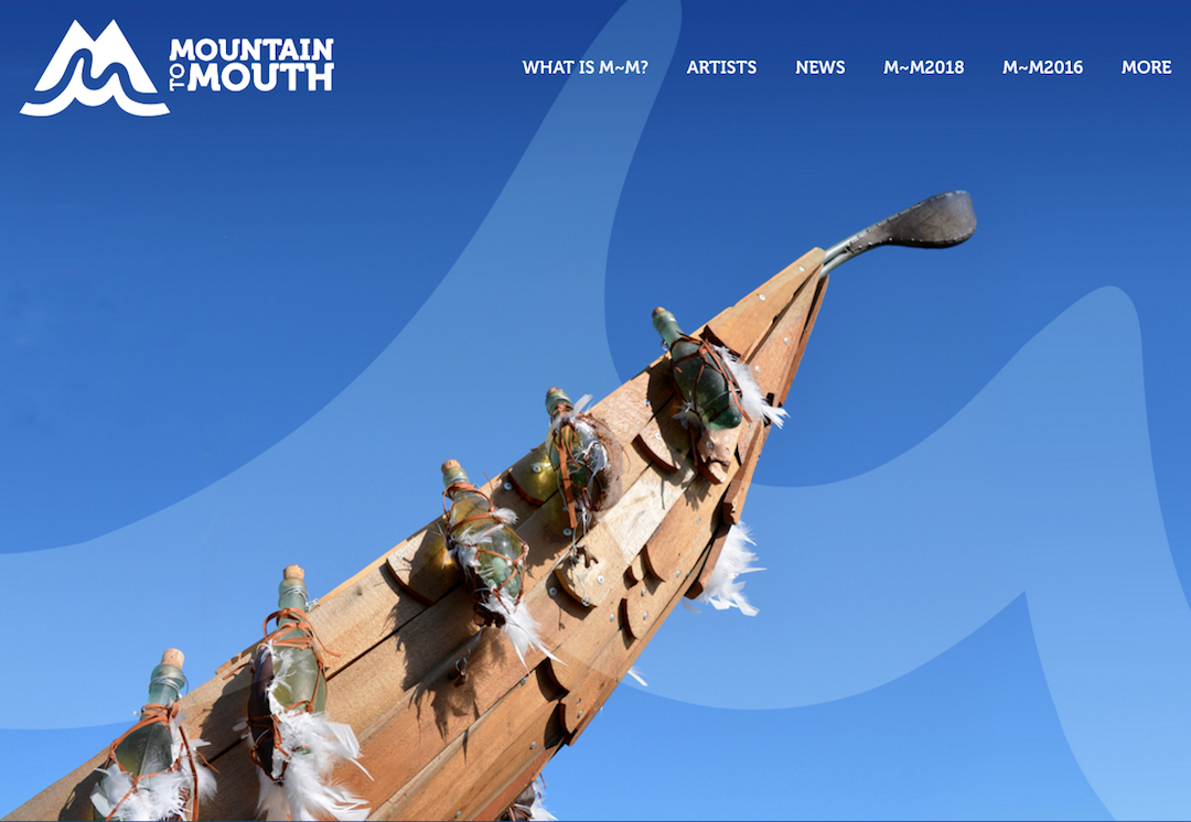 Mountain to Mouth 2016 Home Page