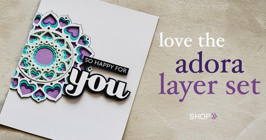 adora layer set