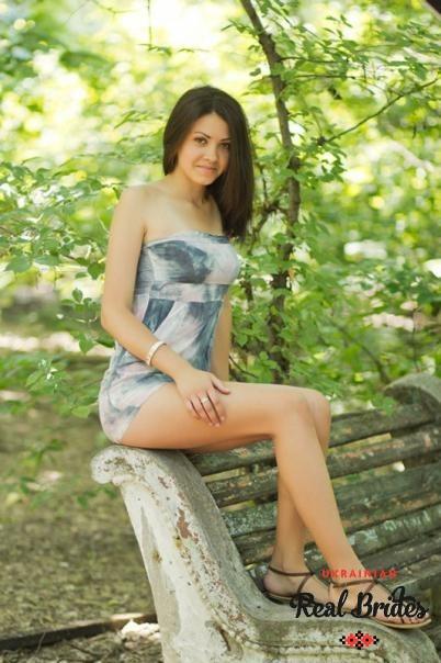 Photo gallery №3 Ukrainian bride Anastasia