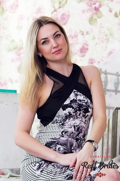 Profile photo Ukrainian lady Irina