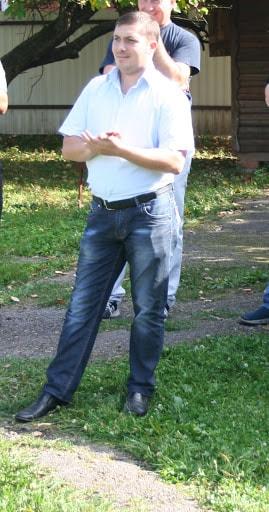 Бубнов_А.М. голубевод Подольского клуба спортивного голубеводства