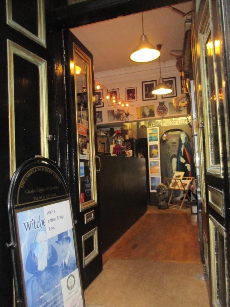 магазин на Виктория-стрит