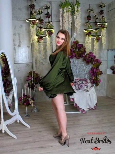 Photo gallery №1 Ukrainian lady Zoia
