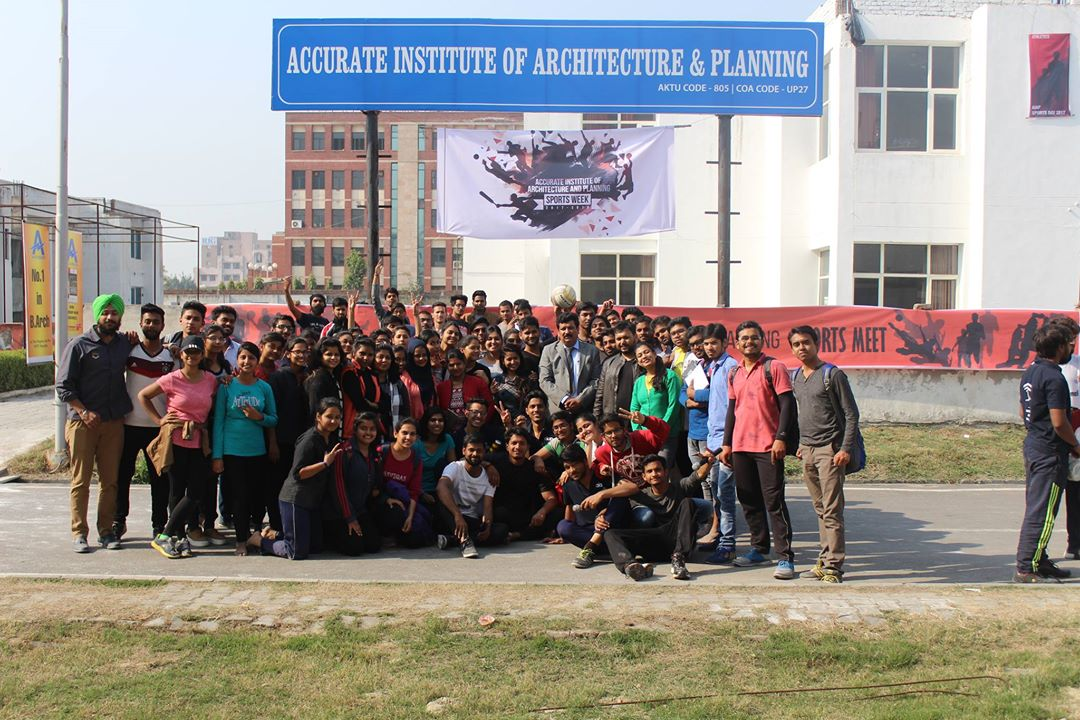 Accurate Institute of Architecture and Planning, Greater Noida Image