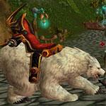 Válečný lední medvěd