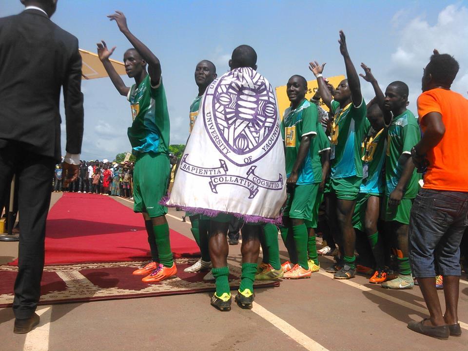 Jeux Universitaires Cameroun 2017 UBa