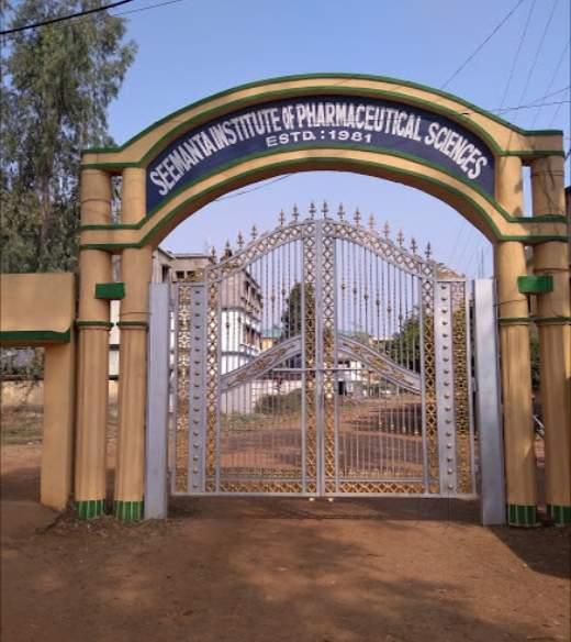 Seemanta Institute of Pharmaceutical Sciences, Mayurbhanj Image
