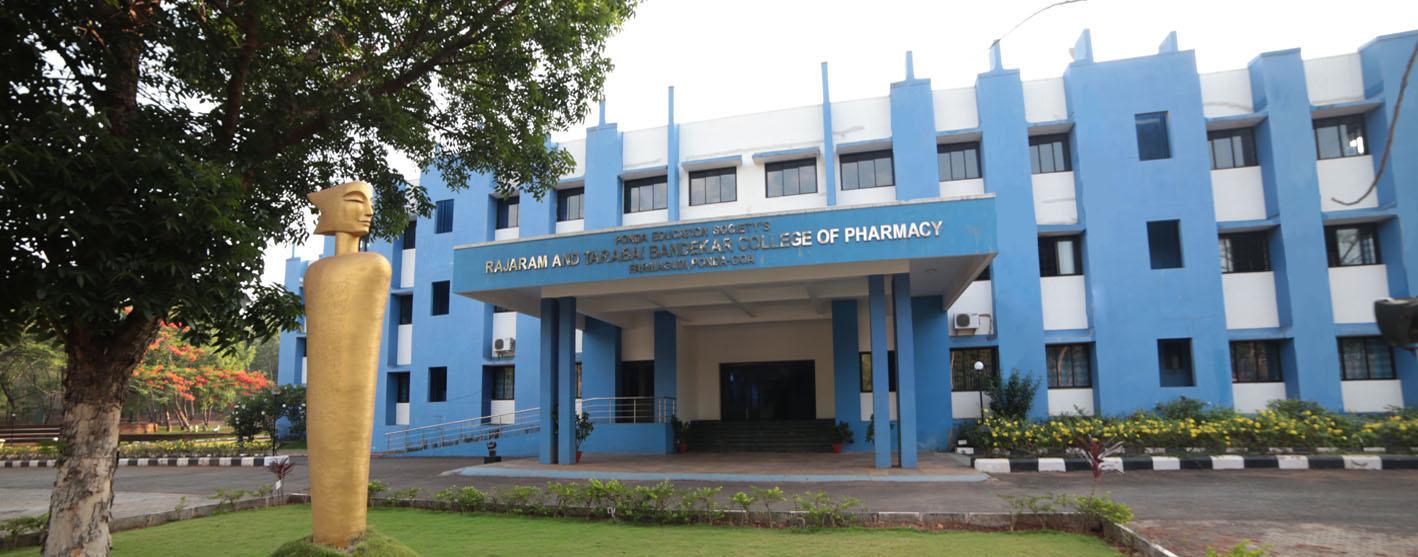 Ponda Education Societys Rajaram And Tarabai Bandekar College Of Pharmacy
