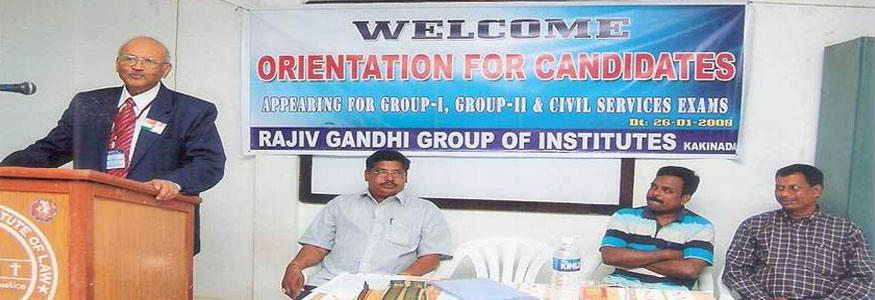 Rajiv Gandhi Institute Of Law, Kakinada Image
