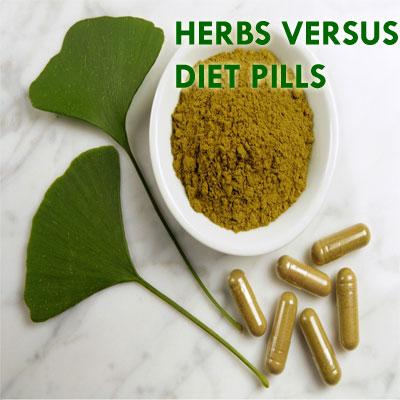 Herbs versus Diet Pills