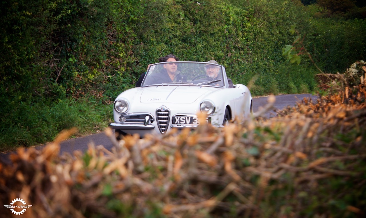Take to the Road Feature Shere Hill Climb 2017