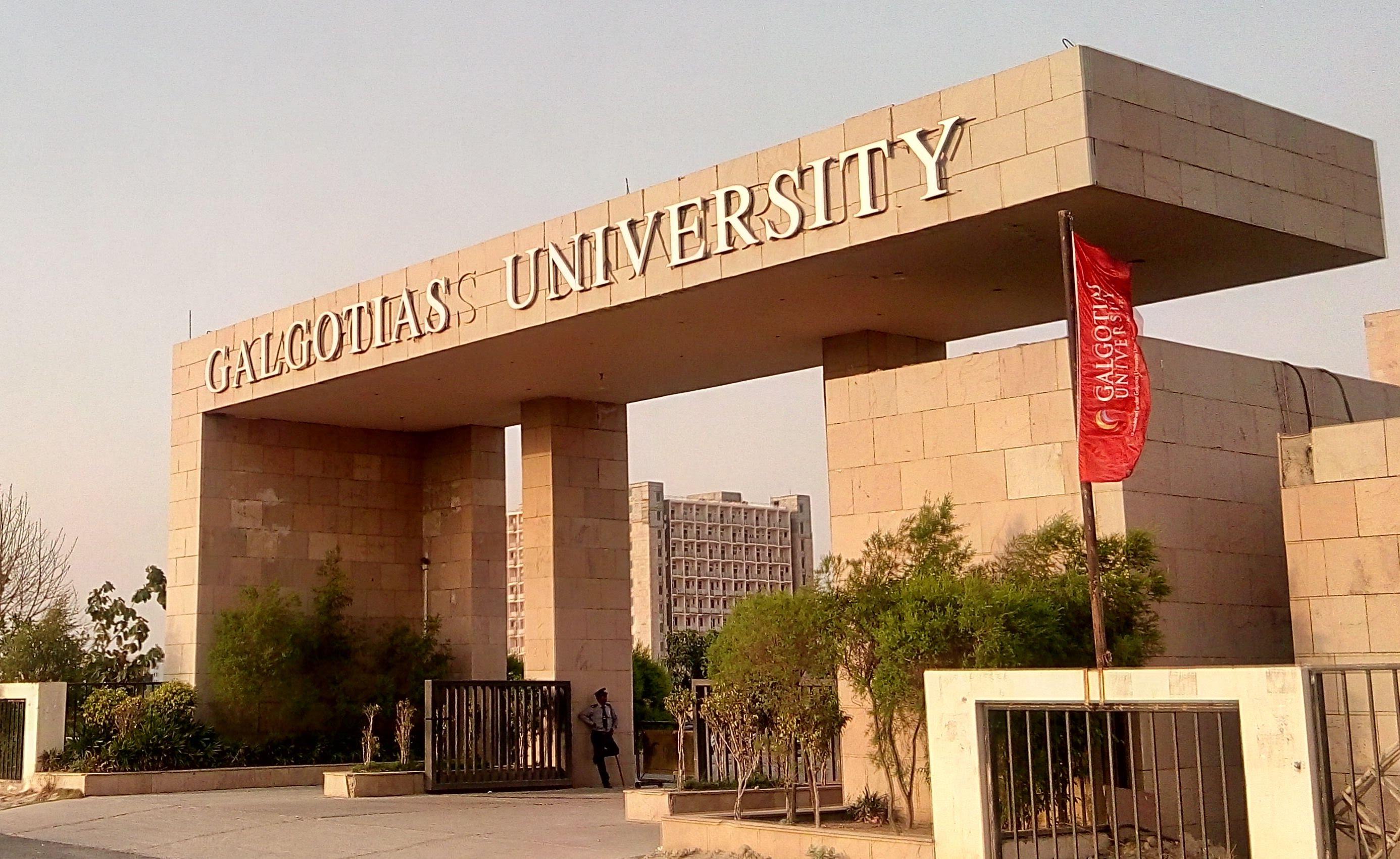 Galgotias School of Architecture, Greater Noida