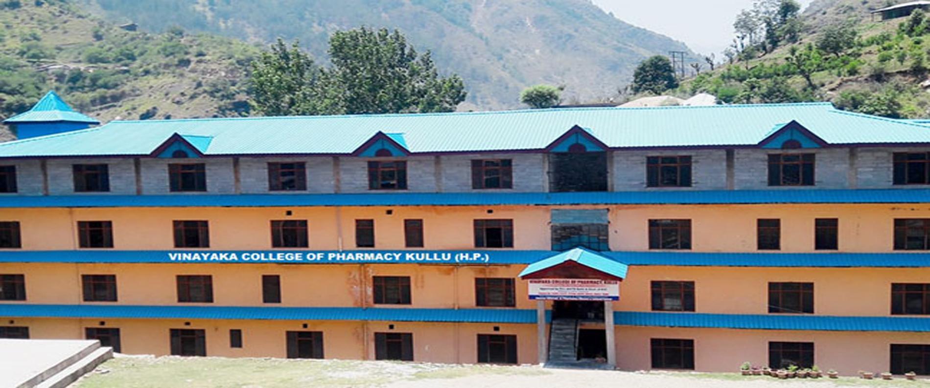 Vinayaka College of Pharmacy, Kullu
