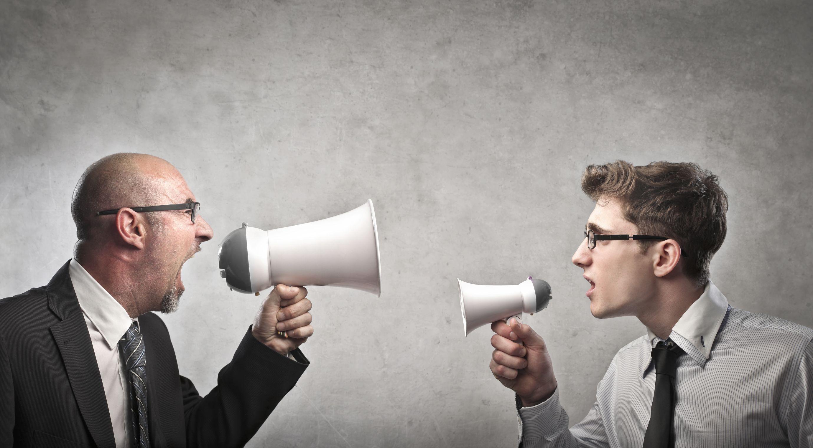 cara menyampaikan perbedaan pendapat
