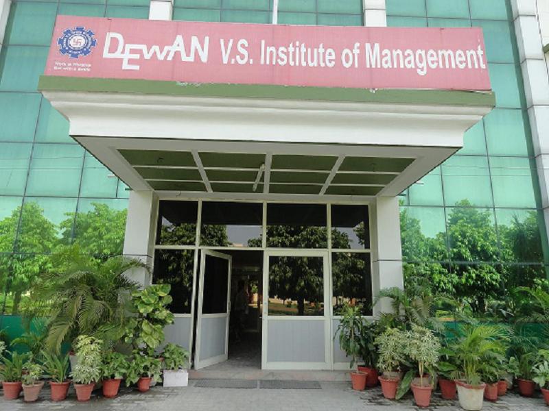 Dewan V.S. Institute of Management, Meerut Image