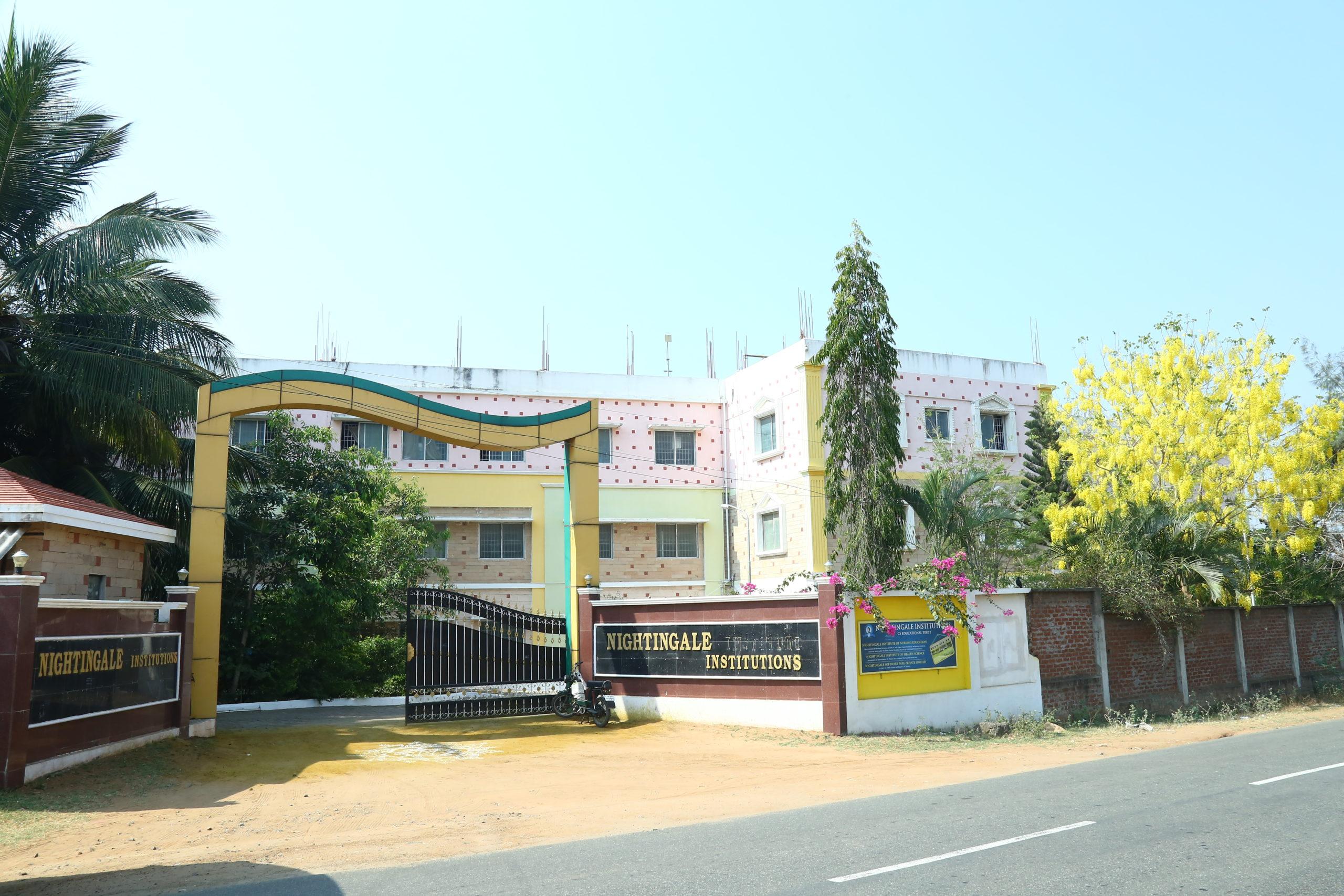 Nightingale Institute of Nursing Education, Coimbatore Image