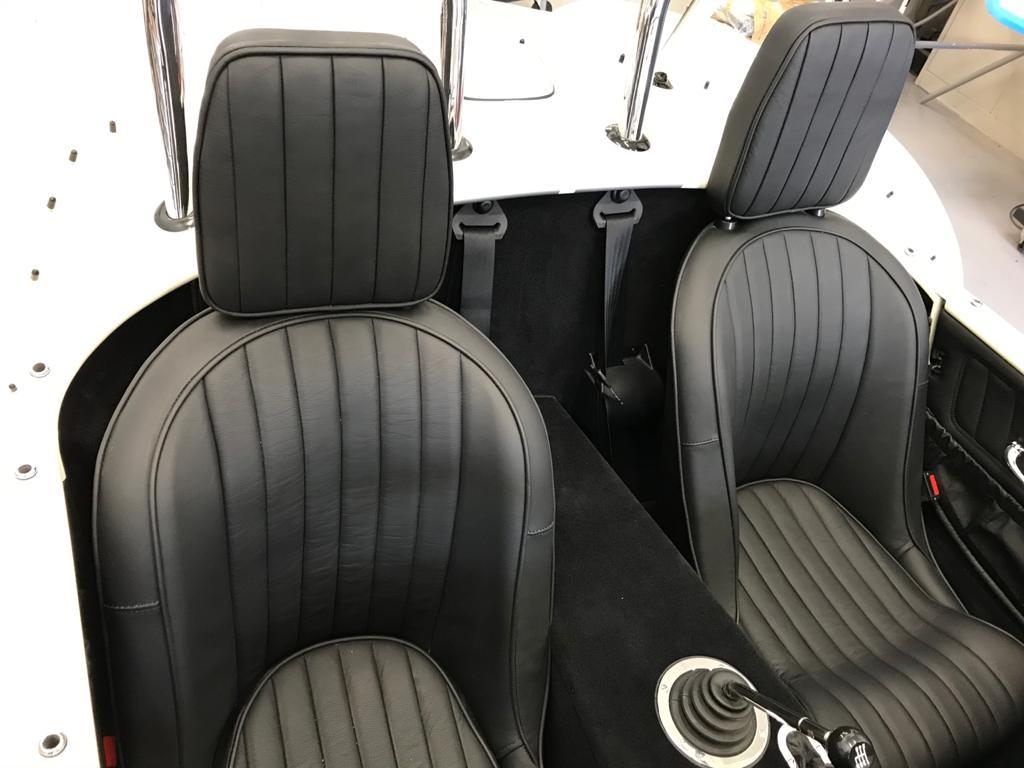 AC Cars completes first reborn AC Cobra 378 Superblower